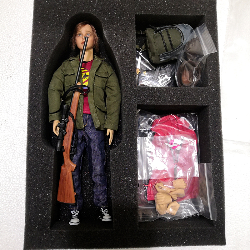REDMAN TOYS 1//6th RM029 Last Girl Ellie The Last of Us Action Figure Collectible