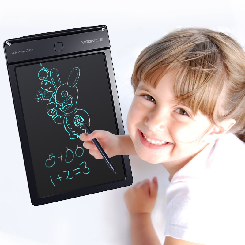6.6/11.8/17 Inch LCD Digital Memo Pad Writing Tablet Digital Drawing Toys Tablet Portable Electronic Handwriting Note Board Gift