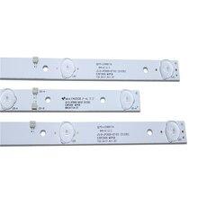 Striscia di retroilluminazione a LED lampada per JS D JP3920 061EC JS D JP3920 071EC E39F2000 MCPCB AKAI AKTV401 AKTV403 AKTV4021 D39 F2000 LC390TA