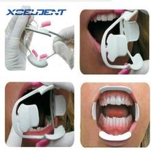3D стоматологический рот открывалка интраоральные щеки губы Ретрактор Опора ортодонтический инструмент S/L 2 SizeFit для взрослых/детей CE FDA Прошел