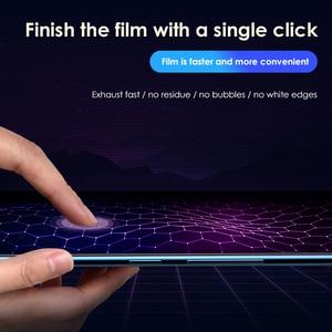 Image 4 - Benks 2PC VPRO Gehärtetem Glas Für Xiao mi 9 mi 9Pro Bildschirm HD 0,3mm Gebogene Kante Volle Abdeckung schutz Screen Protector Front Film