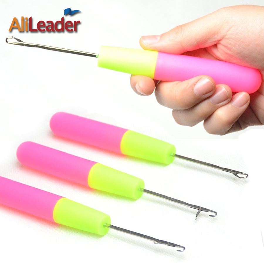 Alileader Crochet Hook Needle Hair Weaving Needle For Braids Knitting And Crochet Needles For Jumbo Braiding Twist Hair 1Pcs/Lot