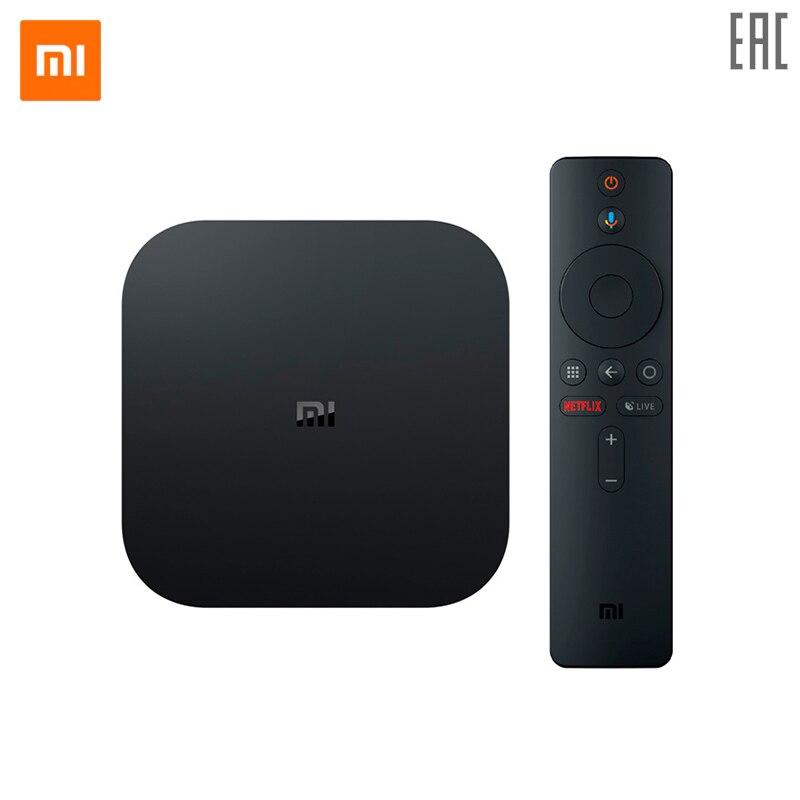 TV prefix Xiaomi Mi Box S все цены