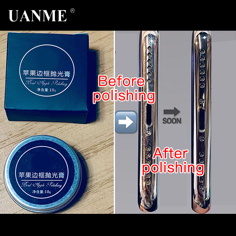 10g Polishing Paste For The Frame Of Cell Phone Removing Scratches For Iphone X Xs MaX