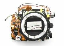 Original Spiegel Box Vorne Körper Bajonett Rahmen Blende Motor Diphragm Stick Einheit Für Nikon D600 D610 Kamera KEINE Verschluss