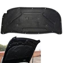 for Audi A6C5 2000-2005 A6L C6 2006-2011 C7  car hood insulation cotton lining hood sound insulation cotton boutique accessories