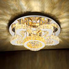 Modern Luxury Crystal Chandelier…