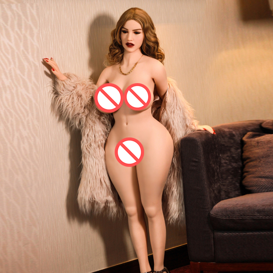 Big breasts <font><b>Sex</b></font> <font><b>Dolls</b></font> <font><b>152cm</b></font> Full TPE With Metal Skeleton Adult Toy Love <font><b>Doll</b></font> Vagina Lifelike Pussy Realistic Sexy <font><b>Doll</b></font> For Men image