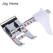 Adjustable Guide Sewing Machine Presser Foot Fits Low Shank Domestic Sewing Machine Adjustable Guide Feet Sewing Accessories