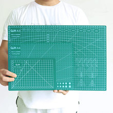 A2A3A4 PVC Schneiden Matte Schneiden Pad Patchwork Cut Pad A3 Patchwork Werkzeuge Manuelle DIY Werkzeug Schneiden Bord doppelseitige self-healing
