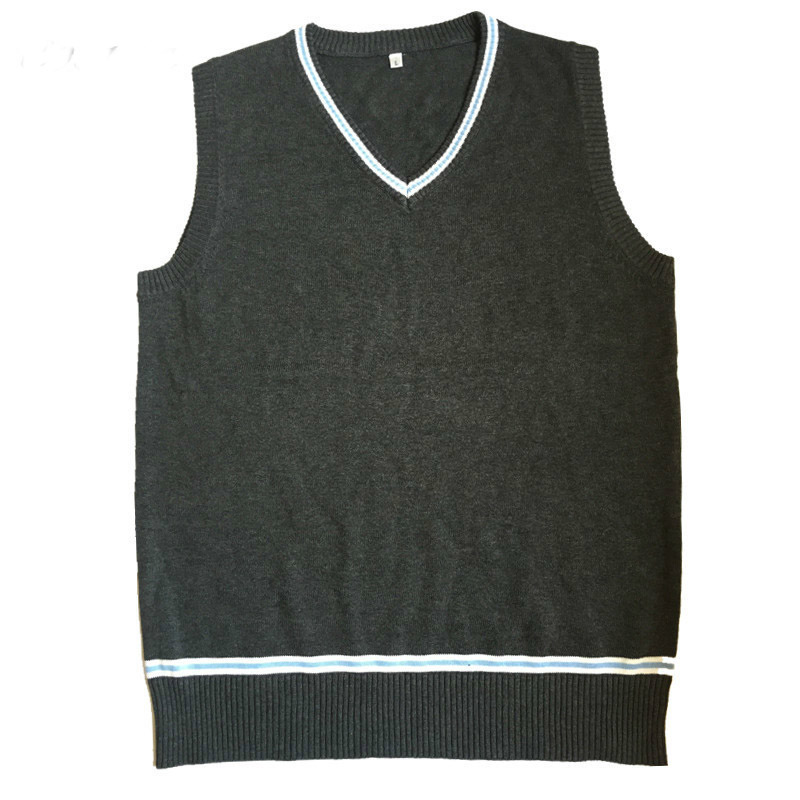 Harry Potter Gryffindor Slytherin Rawvenclaw Wool Sweater Vest V Neck Costume