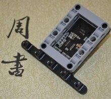 LegoEV3 5分割バグレー赤外線パトロールモジュール追跡車センサー4双方向ledライトWS2812モジュール