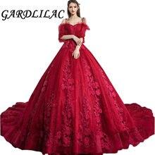 2021 novo longo quinceanera vestidos tule com apliques de renda vestido de baile doce 16 vestidos de 15 anos