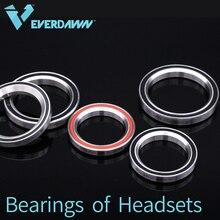 EVERDAWN Mtb Bike Headset Bearings For 28.6/44/30mm Bicycle Repair
