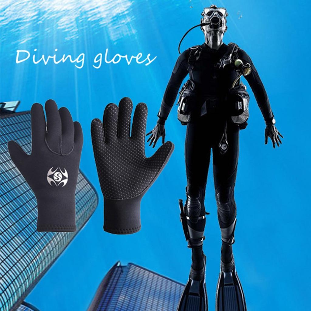3mm Neoprene Kids Children Skid-proof Scuba Diving Swim Surf Boat Wetsuit Gloves