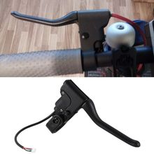 Electric Scooter Brake Handle Brake Lever For Xiaomi Mijia M365 Scooter Parts 27RD xiaomi m365 pro scooter anti theft disc brake wheels lock scooter lock xiaomi mijia accessories m365 parts