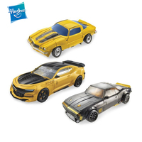 Hasbro Transformers Celebrate The Heroic Autobot Scout With The Bumblebee Evolution 3 Pack Starscream Action Figure