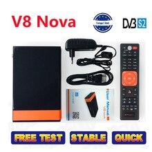 Gtmedia V8 Nova 1 Year Cccam 7Cline built-in WIFI freesat cccam v9 super DVB-S2  for TV Box Same as V9 Super sat tv receiver hd lacywear dg 31 mtd