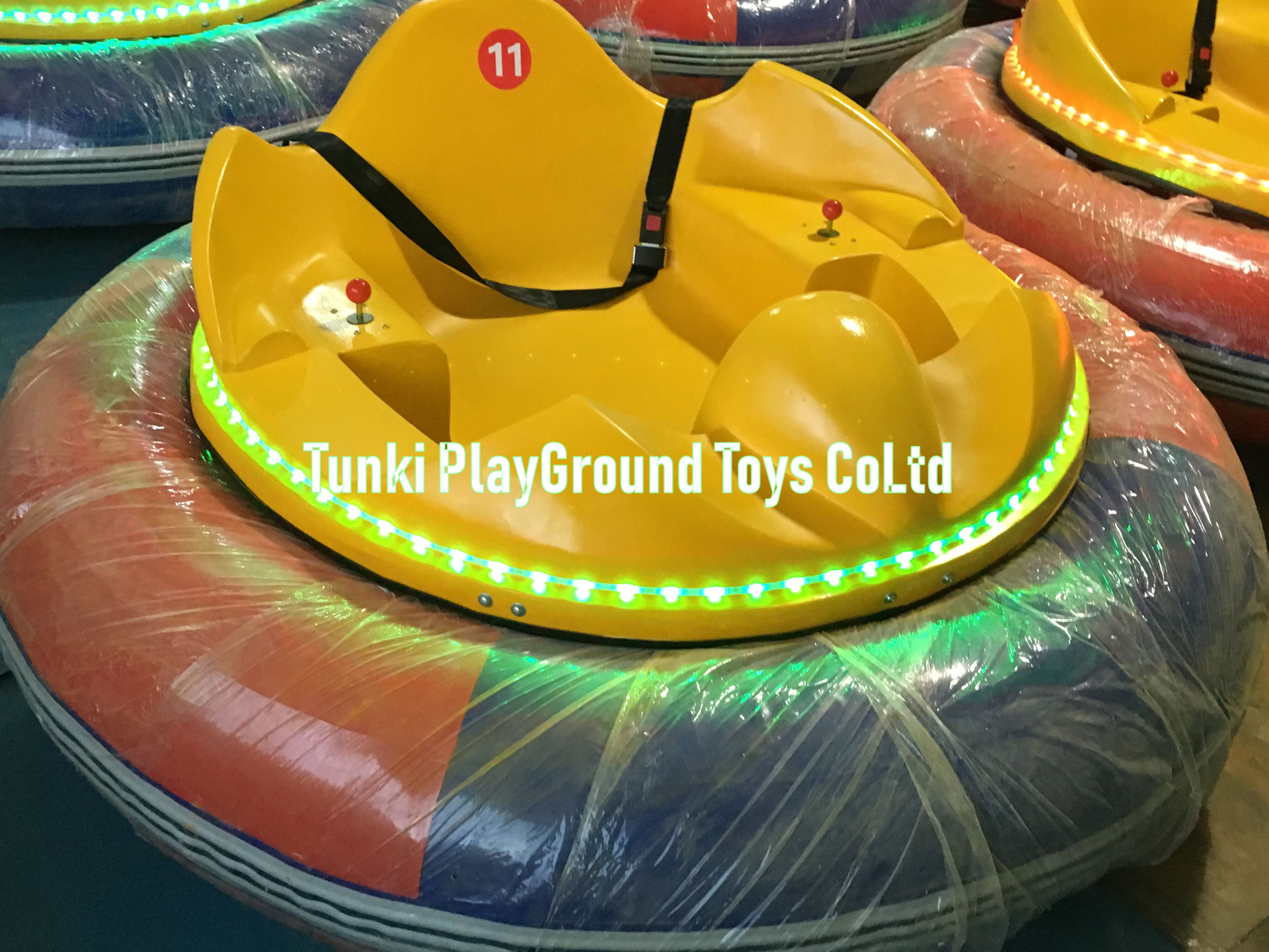 All Colors Available Battery Kids Mini Inflatable Ice Bumper Cars For Kids And Adult