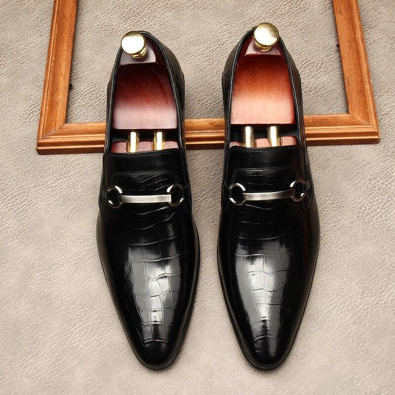 Ручная работа мужские Пенни-лоферы из натуральной кожи на Черные и темно-красные туфли Красного цвета; Мужские модельные туфли; Свадебная д...