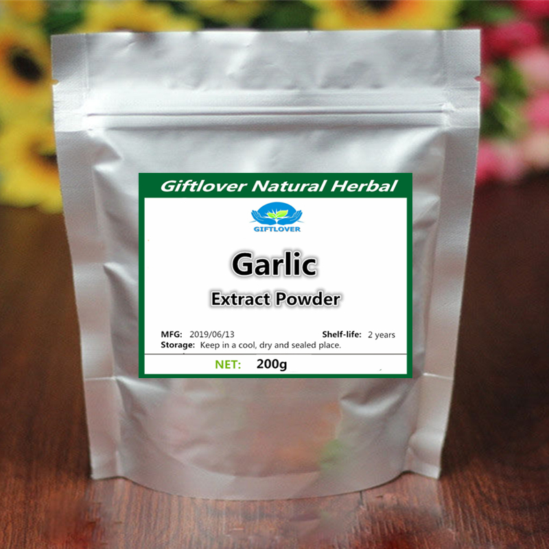 Reduce Cancer Risk,Food Grade Chinese Garlic Extract Powder,Allicin Powder,Solving 3-High Blood Problems,Improves Constipation