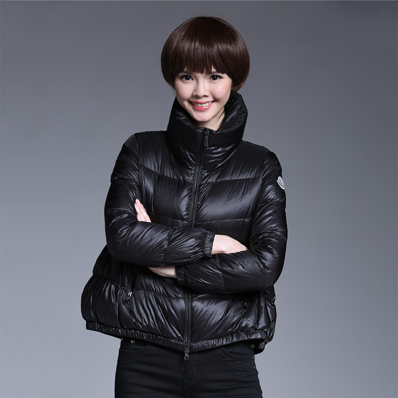 Winter Superior Quality New Fashion Zipper Warm   Down     coats   Thick Parka Loose Female White Duck   Down   90% women's   Down     coat
