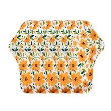 Happyflute 5PCS/Set Washable Bamboo Charcoal Inner 280mm Waterproof Sanitary Liner Reusable Mum's Menstrual Pads