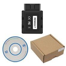 Psa com bluetooth obd obd2 scanner para citroen/peugeot ferramenta de diagnóstico do carro para renault com/psa com substituir lexia3