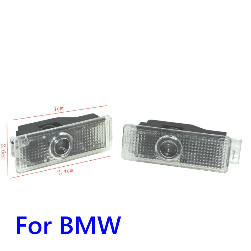 For BMW 3 7 5 Series G30 E90 E60 M5 G11 G12 F30 F31 X1 F48 X4 F26 X6 F16 X5 G05 Car Led Door Light Projector Logo Welcome Light