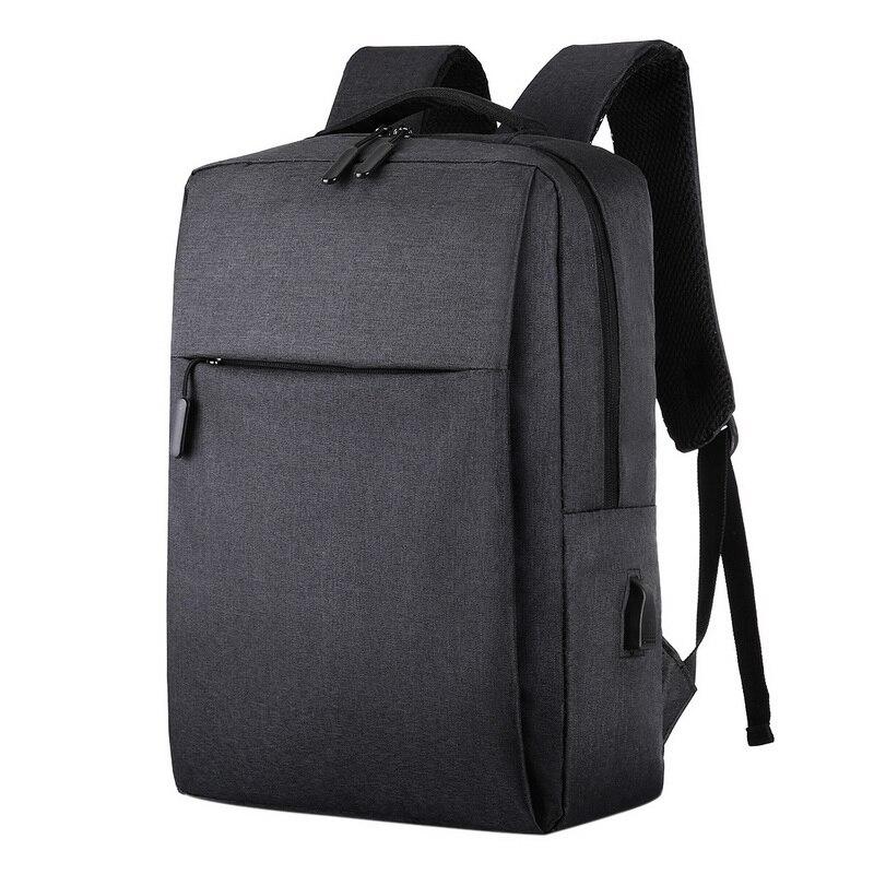 SHUJIN New Laptop Usb Backpack School Bag Rucksack Anti Theft Men Backbag Travel Daypacks Male Leisure Backpack Mochila
