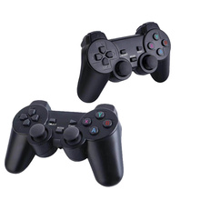 Video Game Consoles 4K HD 2.4G Wireless 10000 Games 64GB Retro Mini Classic Gaming Gamepads TV Family Controller For PS1/GBA/MD