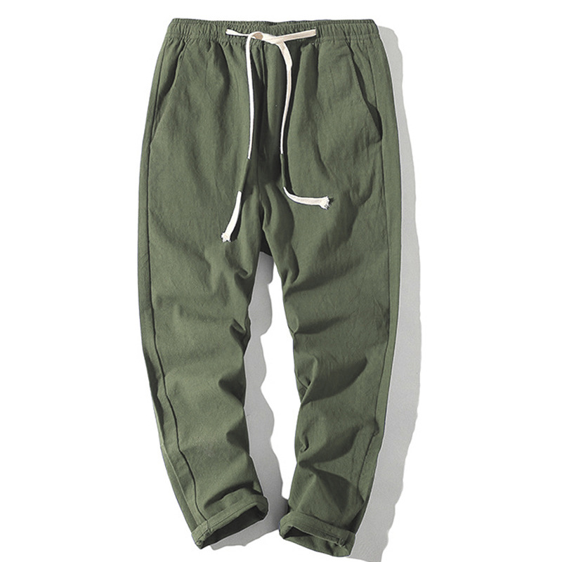 Cotton Joggers Man Women Solid Harem Pants 2020 Autumn Fitness Casual Ankle Length Womens Trousers Streetwear Slim Pants 5XL|Pants & Capris| - AliExpress