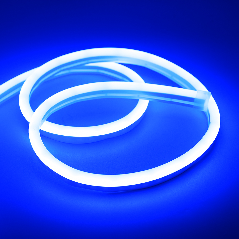 H94eed84b418343dcbf71f6eade907486H 6mm Narrow Neon light 12V LED Strip SMD 2835 120LEDs/M Flexible Rope Tube Waterproof for DIY Christmas Holiday Decoration Light