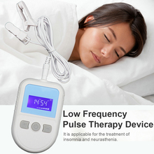 Insomnia Therapy Anxiety Relief Electronic Sleeping Aid Device CES Therapy Anti Depression Cure Migraine Neurosism anxiety cure the