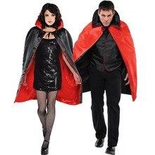 Костюм для взрослых, плащи супергероя, вампир, косплей, костюмы на Хэллоуин для женщин