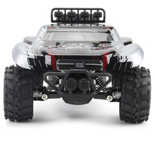 1:18 48KM/H 2.4G Toys Electric High Speed Big Tire Gift Model RC Car Climbing Truck Off Road Remote Control Kids Machines rc climbing 1 9 98mm tire