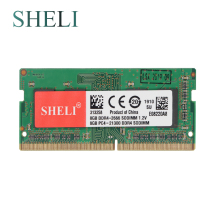 SHELI New Notebooks Memory 8GB 1RX16 PC4-21300S DD