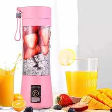 Smoothie Blender Extractor Juicer-Machine Usb-Mixer Food-Lemon-Squeezer Electric Mini