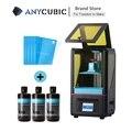 ANYCUBIC Photon 3D принтер SLA UV Смола 3D Принтер LCD Высокоточный светильник-отверждение Impresora настольный сенсорный экран Imprimante 3d