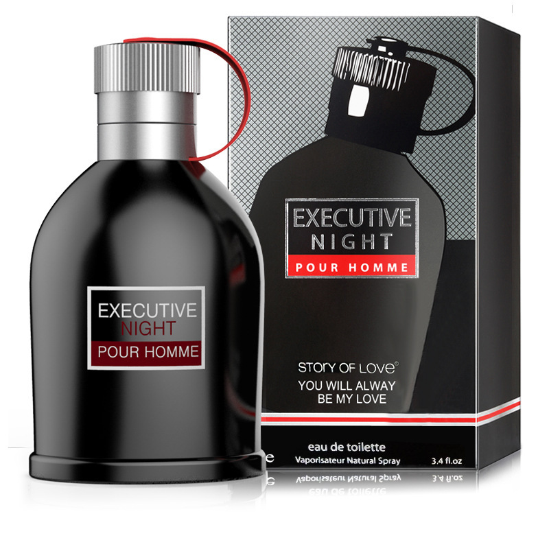 JEAN MISS 100ml Perfume Men Portable Classic Cologne Parfum Gentleman Lasting Fragrance Spray Glass Bottle Male Perfume M35