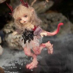 Сказочная страна Realfee Ena 1/7 Ena куклы дракон BJD модель тела Девушки Мальчики куклы глаза смола