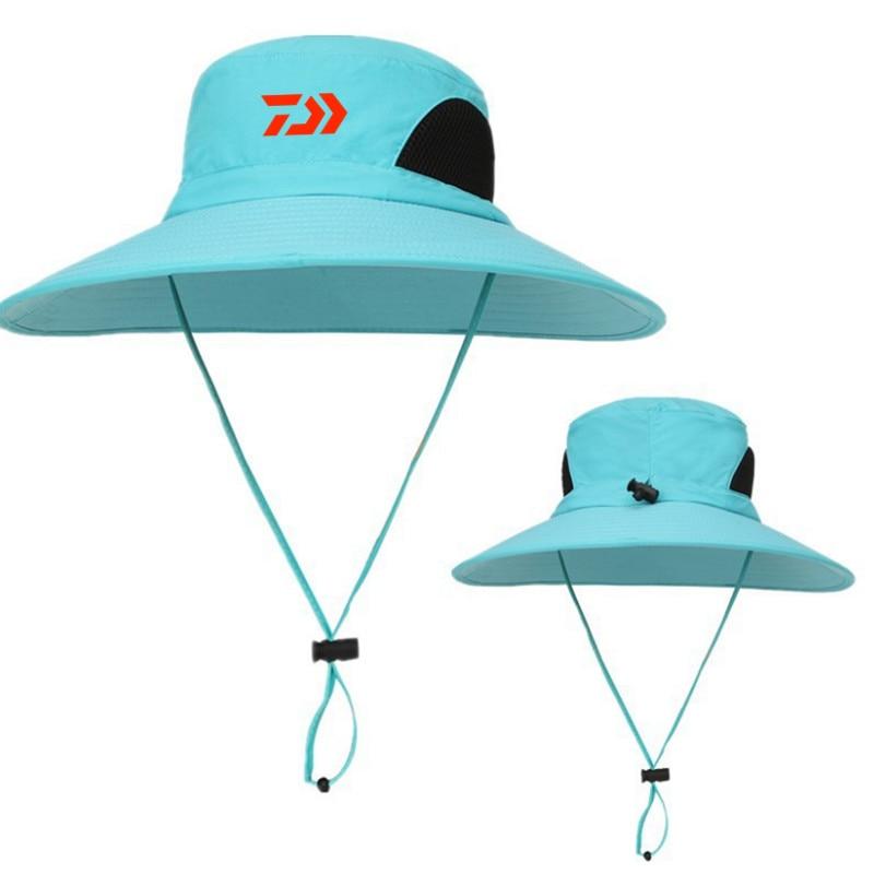 livre pescador impermeavel secagem rapida daiwa chapeu 05