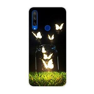 Für Huawei Honor 20e Fall Telefon Abdeckung Weichen Silikon Zurück Fall für Honor 20E Stoßfest Abdeckung für Huawei Ehre 20 e 20e Fundas