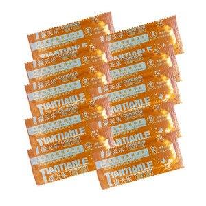 Image 2 - 100 Pcs 콘돔 성인용 대형 오일 콘돔 부드러운 윤활 콘돔 남성용 음경 피임 섹스 토이 섹스 제품