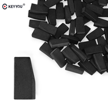 KEYYOU Carbon Transponder Chip 4D68 Chip ID68 For TOYOTA CAM