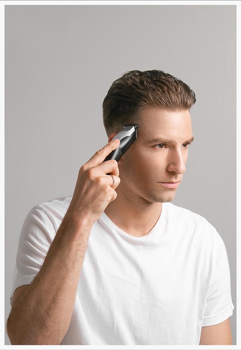 t-blade aparador de cabelo sem fio perto