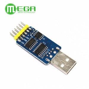 Image 2 - Nouveau USB CP2102 à TTL RS232 USB TTL à RS485 convertisseur mutuel 6 en 1 Module de conversion bon
