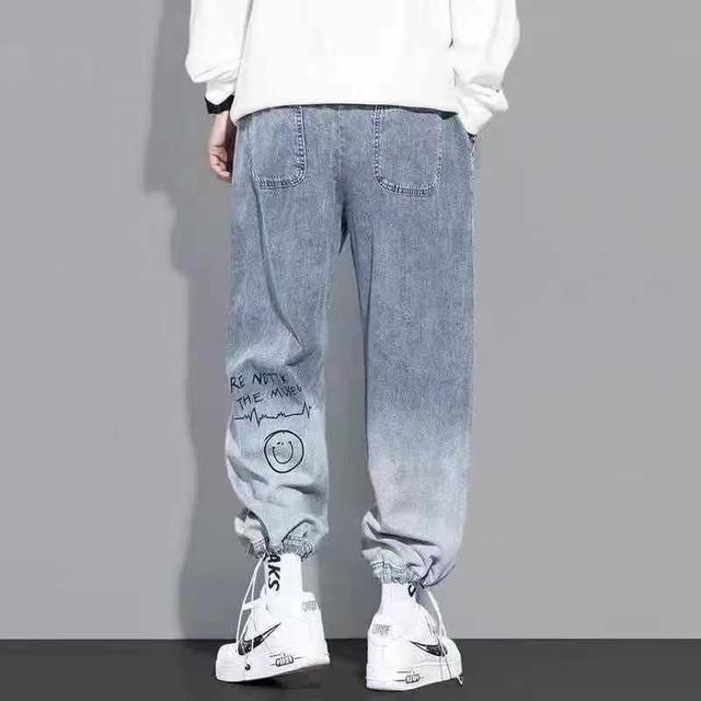 Men's Hip Hop Jogging Pants 3