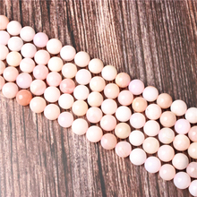 Hot Sale Natural Stone Top Powder Opal Beads 15.5 Pick Size: 4 6 8 10 mm fit Diy Charms Beads Jewelry Making Accessories