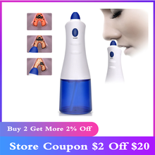 Electric Nasal Irrigator Nose Cleaning Machine Nasal Wash Cleaner Prevent Allergic Rhinitis for Adults Children Pot